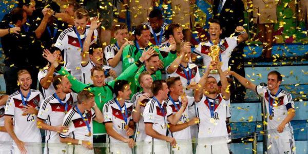 Auch die Fussball Weltmeisterschaft gehört zu den ertragreichsten Sportmarken der Forbes Fab 40 Liste. (Foto: Getty)