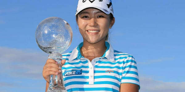 Lydia Ko ist auch 2015 der Race to the CME Globe Champion und zudem Rolex Player of the Year. (Foto: Getty)