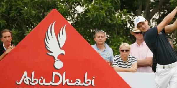 Martin Kaymer Abu Dhabi HSBC Golf Championship