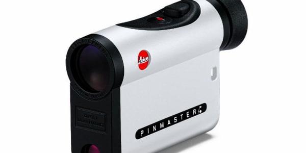 Leica versucht mit dem Pinmaster II den Markt der Golf-Entfernungsmesser aufzumischen.