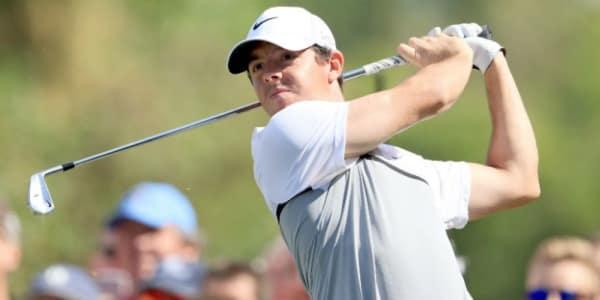Platz eins fest im Visier. Rory McIlroy schließt in der Weltrangliste zu Spith und Day auf. (Foto:Getty)