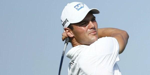 Martin Kaymer war in der zweiten Runde der Abu Dhabi HSBC Golf Championship auf dem Vormarsch, als die Runde abgebrochen wurde. (Foto: Getty)