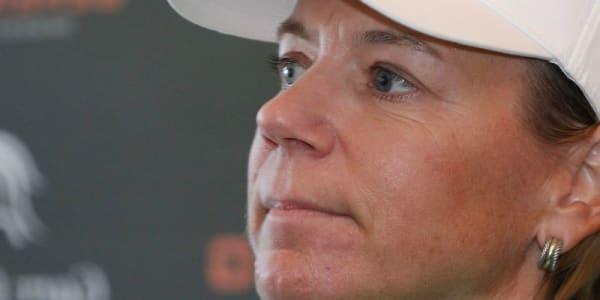 Annika Sörenstam gewann insgesamt zehn Majors und hat die meisten europäischen Punkte im Solheim Cup gesammelt.