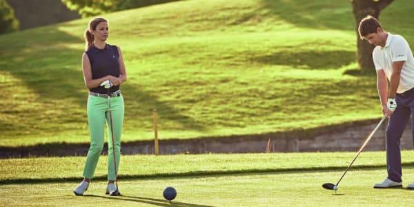 Seit 2004 hat der Hosenspezialist Alberto auch Golfmode im Programm. Golf Post hat das Unternehmen besucht. (Foto: Alberto)