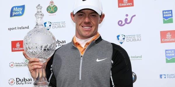 Rory McIlroy gewinnt die Irish Open. (Foto: Getty)
