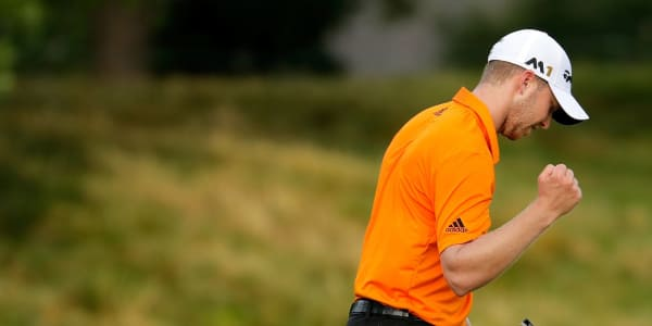 Daniel Berger Golf Weltrangliste FedEx St. Jude Classic