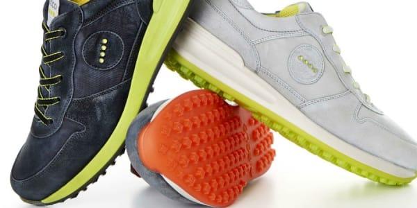 Ecco bringt im Sommer 2016 einen neuen Golfschuh in bekannter Sneakeroptik auf den Markt. (Foto: Getty)