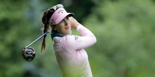 Sandra Gal schafft zum Abschluss der Meijer LPGA Classic ein versöhnliches Ende. (Foto: Getty)
