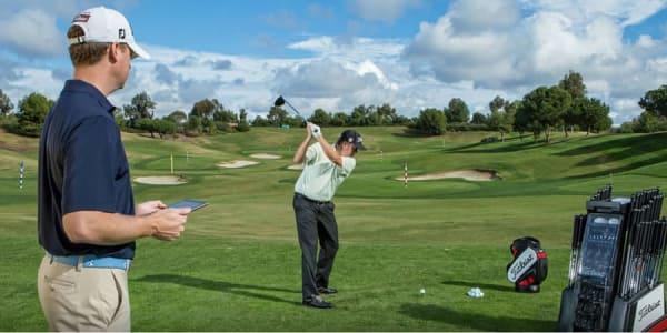 Noch nie waren Titleist-Golfschläger so leicht spielbar. Überzeuge Dich davon an einem Demo-Tag. Einfach hingehen und die ganze Palette an Titleist-Schlägern testen. (Foto: Titleist)