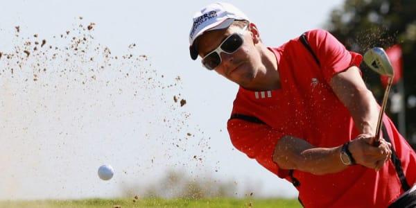 Ob Biathlon oder Golf: Der Mann kann alles. Michael Greis spricht im Golf Post Interview über die Komplexität des Sports. (Foto: Getty)