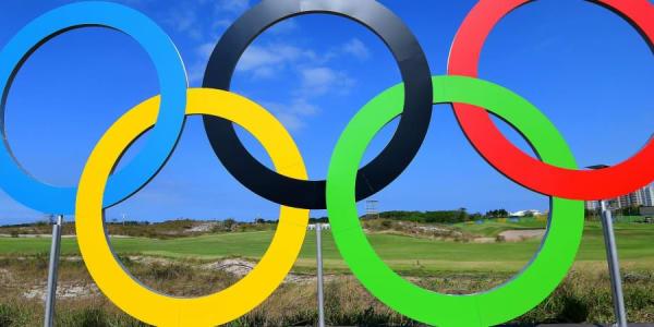 Golf im TV Olympia. (Foto: Getty)