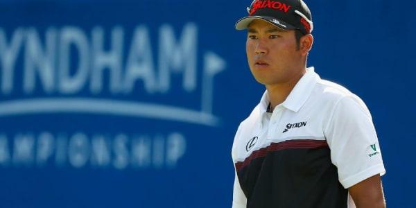 Si Woo Kim steht vor dem größten Erfolg seiner noch jungen Karriere. Holt sich der Koreaner die Wyndham Championship? (Foto: Getty)