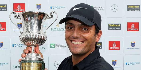 Francesco Molinari Italian Open 2016 Sieger