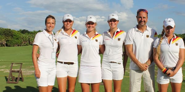 Golf Team Germany Team-Weltmeisterschaft 2016