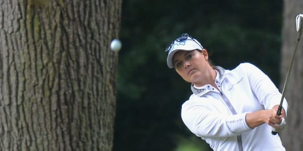 Caroline Masson auf dem Weg zu einer Spitzenposition bei der Manulife LPGA Classic in Kanada. (Foto: Getty)