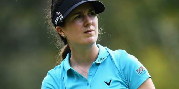 Sandra Gal startet ins Finale der Evian Championship. (Foto: Getty)