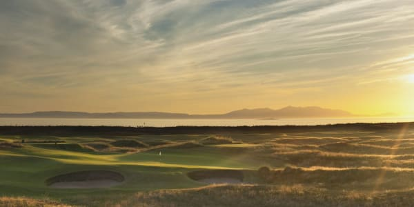 Golf in Ayrshire - tolle Kulisse, traumhafte Golfplätze und viel Tradition