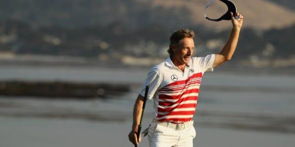 Bernhard Langer hat in dieser Saison bereits vier Turniersiege auf der Champions Tour eingefahren. (Foto: Getty)