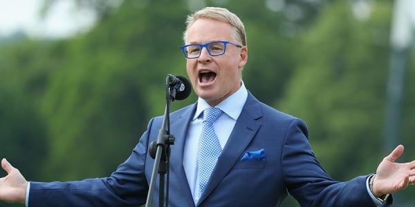 Keith Pelley neue Formate auf der European Tour PGA Tour und Web.com Tour 2017