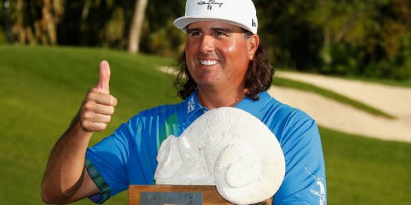 Pat Perez gewinnt die OHL Classic in Mexiko. (Foto: Getty)
