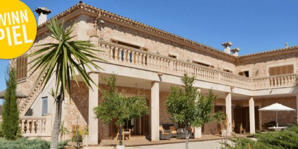 Die Finca Cataleya auf Mallorca: Der perfekte Ort für Ihren Golfurlaub! (Foto: Finca Cataleya)