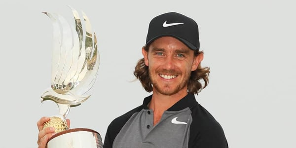 Tommy Fleetwood Abu Dhabi HSBC Championship 2017 Sieger