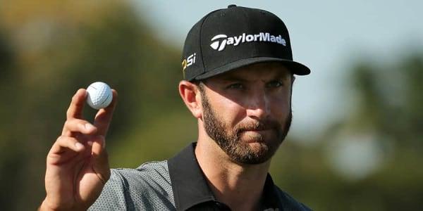 Back Nine Dustin Johnson USGA Golfball Aenderungen