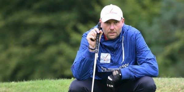Christian Schwarzer erzählt, warum Golf der perfekte Ausgleich für ihn als Handballer ist. (Foto: Getty)