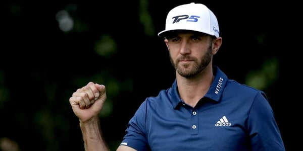 Golf Weltrangliste Dustin Johnson