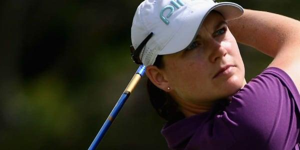 Caroline Masson legt bei der HSBC Women's Champions einen guten Start hin. (Foto: Getty)