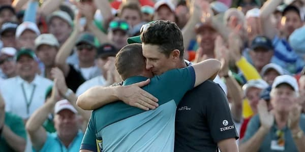 US Masters 2017 Back Nine Sergio Garcia Justin Rose