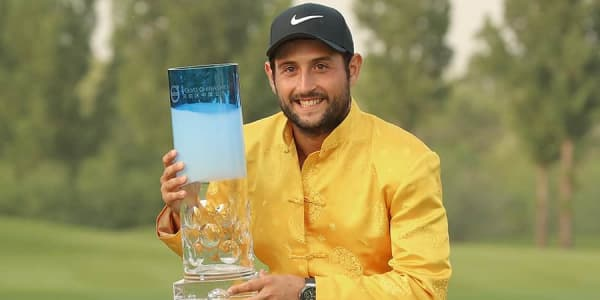 Volvo China Open 2017 Finale Alexander Levy