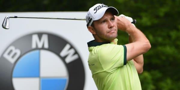 Maximilian Kieffer legt einen soldien Auftritt bei der BMW PGA Championship hin. (Foto: Getty)