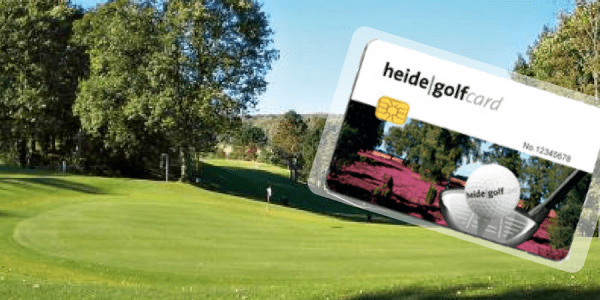 Die Heide Golf Card: Golfen in der Lüneburger Heide. (Bild: Heide Golf Card)