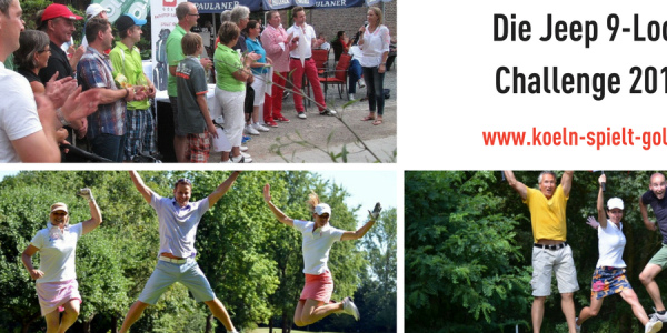 Foto: Köln spielt Golf