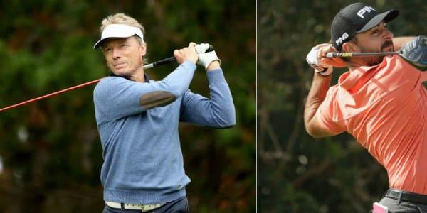 Bernhard Langer und Stephan Jäger konnten durch ihre Siege einige Plätze in den Ranglisten gutmachen. (Foto: Getty)