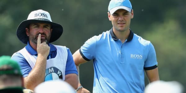 Martin Kaymer spricht im Golf Post Interview vor der BMW International Open 2017 auch über die langjährige Zusammenarbeit mit seinem Caddie Craig Connelly.