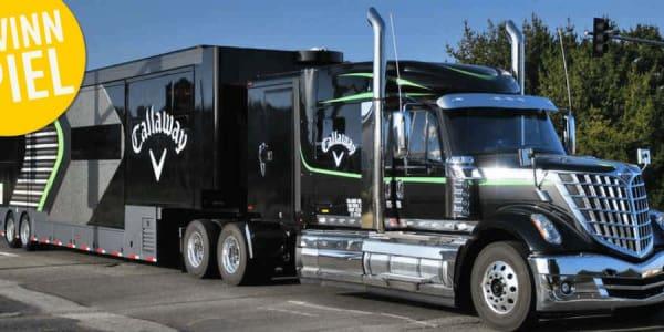 Jetzt beim Jailbreak einen Besuch im Callaway Tour Truck und zwei Wochenpässe für die BMW International Open abstauben. (Foto: Callaway)
