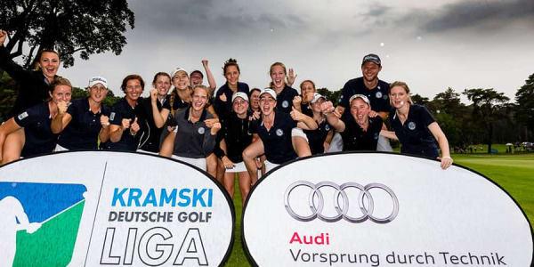 DGL Deutsche Golf Liga Hamburger GC Falkenstein erste Bundesliga Spieltag 3