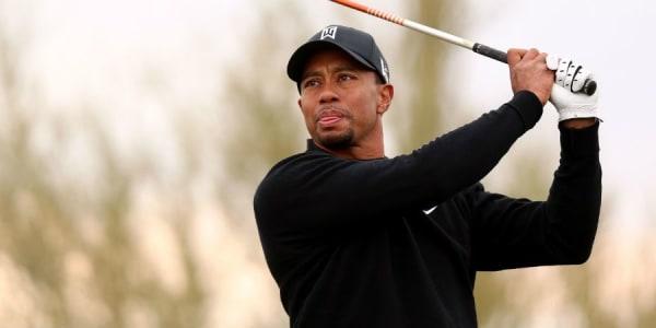 Tiger Woods ist Nike seit 20 Jahren treu. (Foto: Getty)
