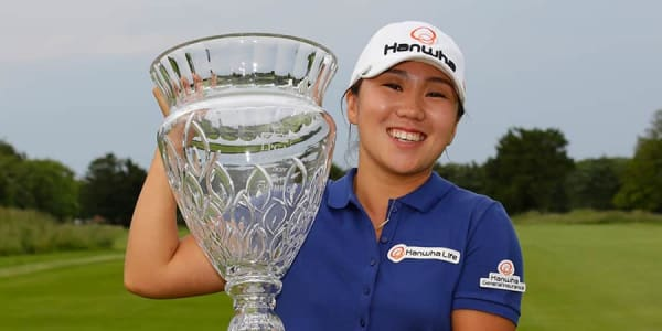 ShopRite LPGA Classic 2017 Ergebnisse Tag 4 Finale Siegerin In-Kyung Kim