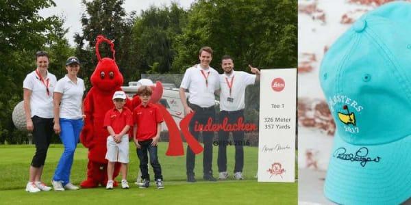Für Liebhaber des Golfsports gibt es bei United Charity allerhand zu ersteigern. (Foto: United Charity)