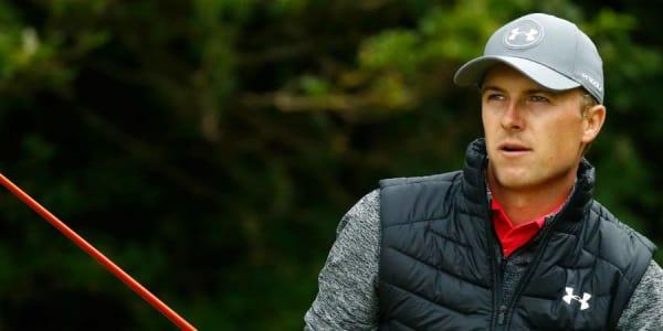 Jordan Spieth in geteilter Führung nach dem ersten Tag der British Open. (Foto: Getty)