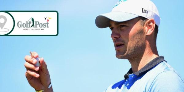 Martin Kaymer verrät Golf Post im Vorfeld der British Open, dass er mit Schulterproblemen zu kämpfen hat.