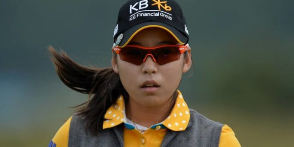 Mi Hyan Lee holt sich bei der Ladies Scottish Open ihren zweiten LPGA Tour Sieg. (Foto: Twitter @LPGA)