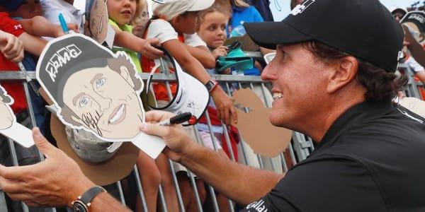 Phil Mickelson ist als erfolgreicher Golfprofi bei Groß und Klein beliebt. Von seinen geschäftlichen Aktivitäten ist hingegen eher weniger mitzubekommen.