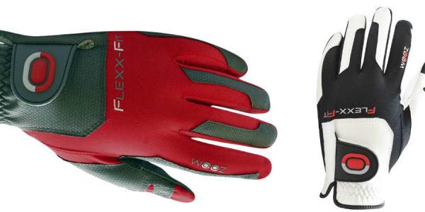 Der Zoom Golfhandschuh passt sich der individuellen Handgröße an. (Foto: Zoom)