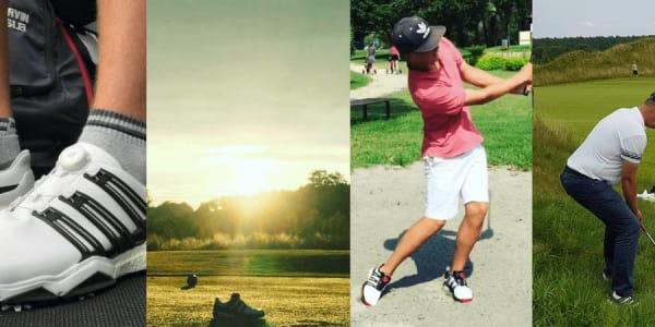 Über mehrere Wochen testeten sechs fleißige Golf Post Leser den Adidas Powerband Boa Boost auf Herz und Nieren. (Foto: Golf Post)