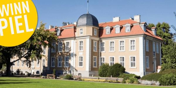 Wir verlosen zwei Übernachtungen im Parkhotel Schloss Meisdorf für zwei Personen inklusive Frühstück und Greenfee. (Foto: Parkhotel Schloss Meisdorf)
