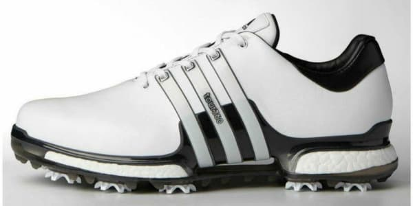 Adidas veröffentlicht eine aktualisierte Version der Tour360 Boost Golfschuhe. (Foto: TaylorMade)